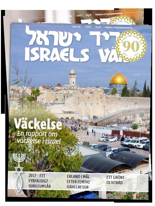 Tidning - Israels Vän