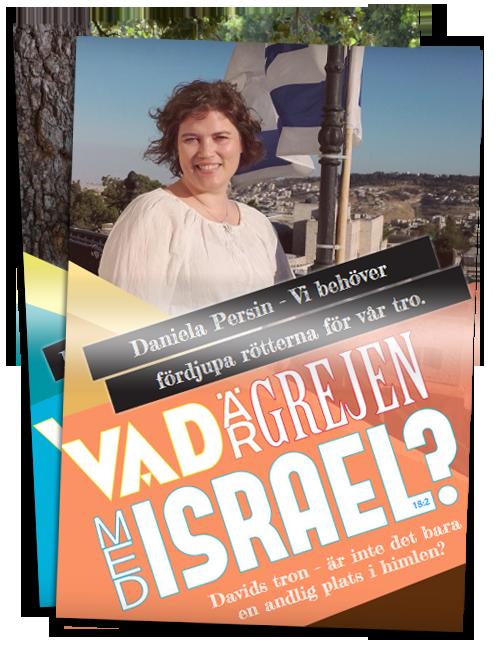 Tidning - Vad är grejen med Israel